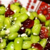 Edamame-berry Salad