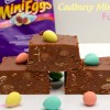 Cadbury Mini Egg Fudge