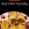 Ukrainian Beef-Filled Pyrizhky