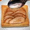 Honey Drenched Pear Tart