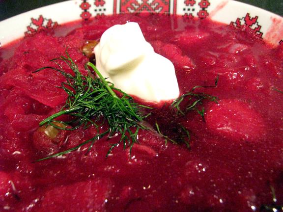 Borsch Claudia S Cookbook