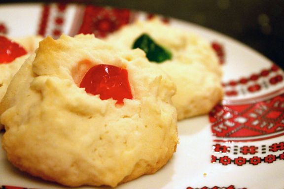 Melt-In-Your-Mouth Shortbread Cookies – Claudia's Cookbook