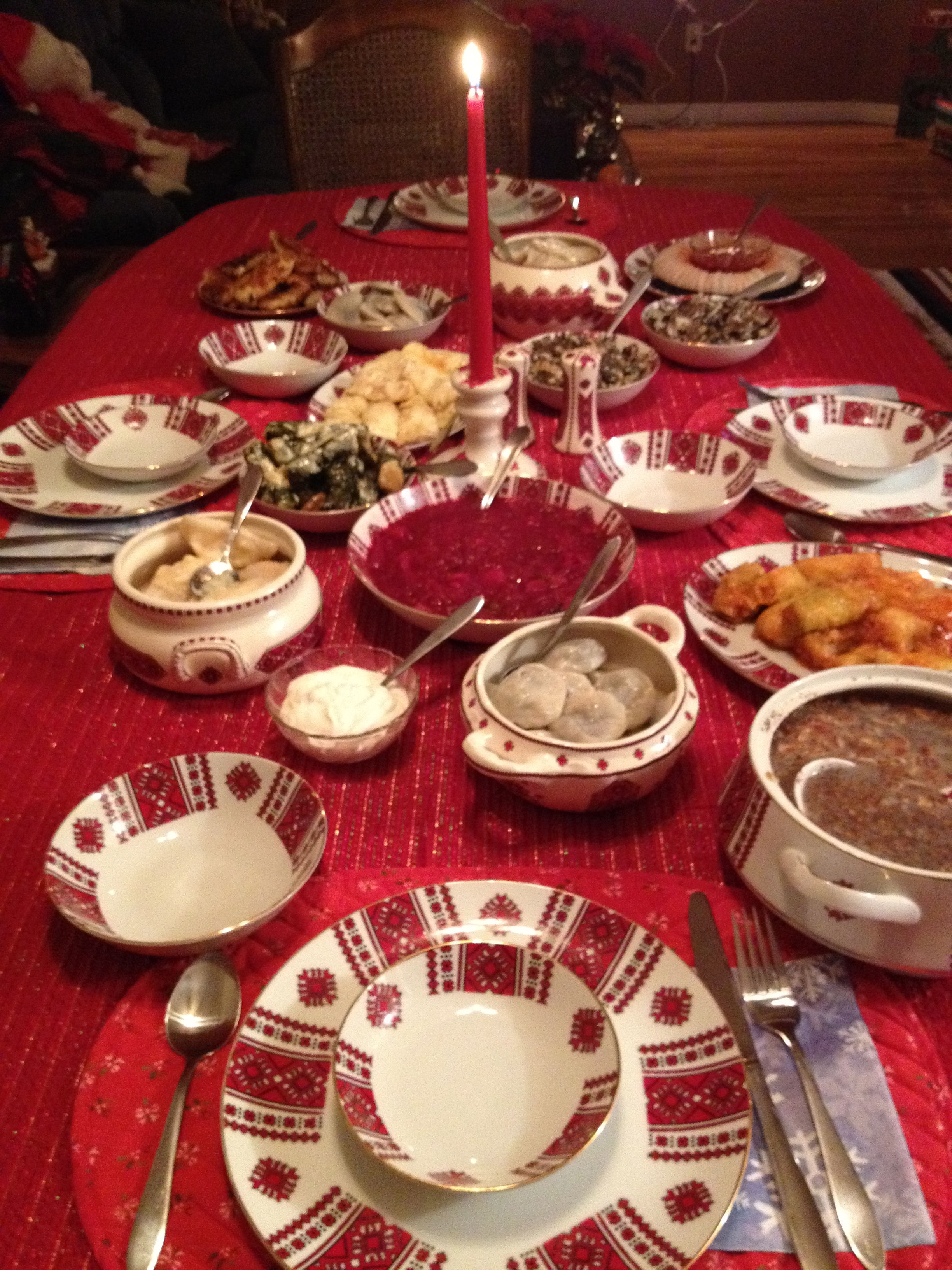 12 Ukrainian Dishes for Christmas Eve Recipes (Plus bonus recipes ...