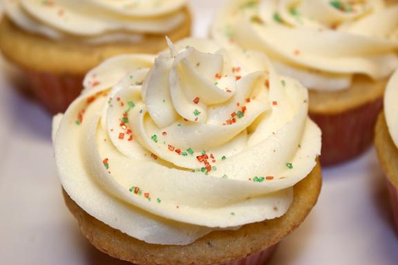Egg Nog Cupcakes 18