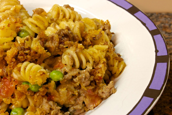 Claudia's Cookbook - Hearty Casserole 16