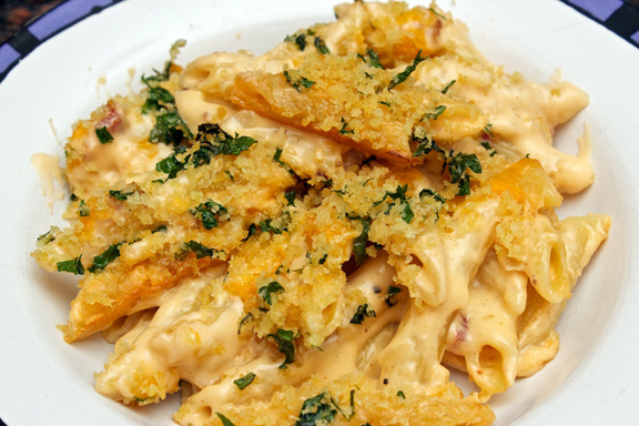 Claudia's Cookbook - Mac and Cheese 22