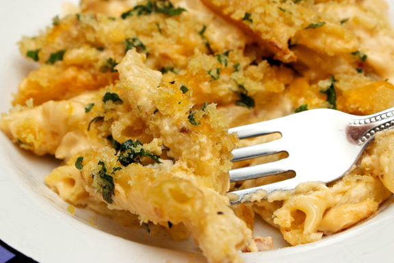 Claudia's Cookbook - Mac and Cheese 23