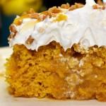 Pumpkin Caramel Dream Cake