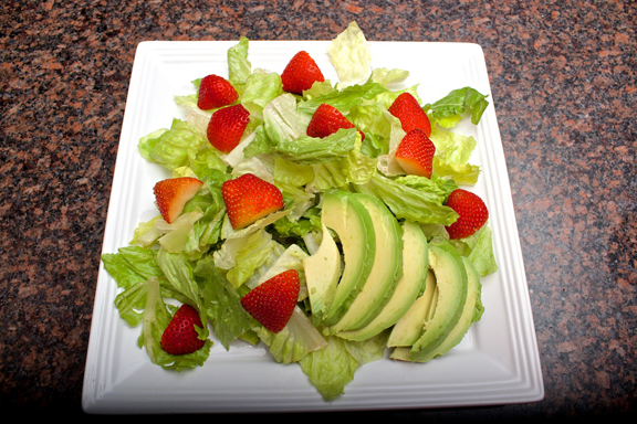 Claudia's Cookbook - Beach Salad 7
