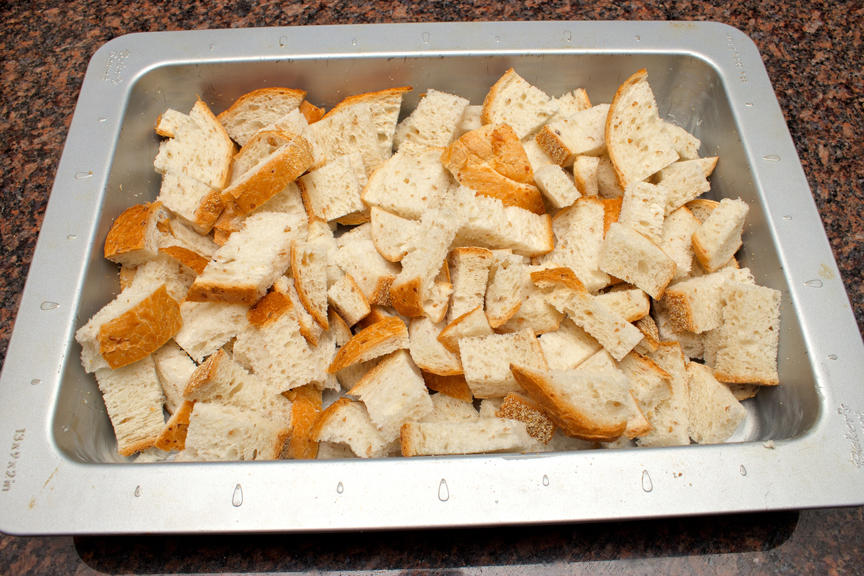 Claudia S Cookbook Overnight Ham And Egg Breakfast Casserole 1